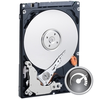 750GB SCORPIO BLACK SATA DISC
