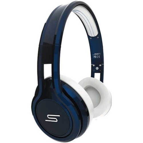 OnEar Sport Wired Hdphones Blu