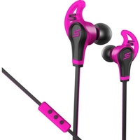 In Ear Wired Headphones Pink