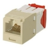 MINI-COM JACK CAT 5E IVORY TG