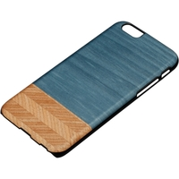 SLIM CASE DENIM VENEER WOOD