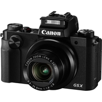 POWERSHOT G5X BLACK 20.2MP 4.2X