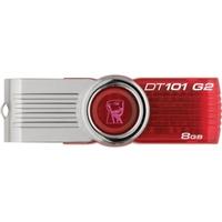 8GB DATATRAVELER 101 GEN2 RED