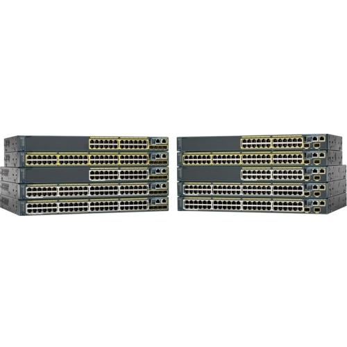 48PORT 10/100/1000 2SFP LAN