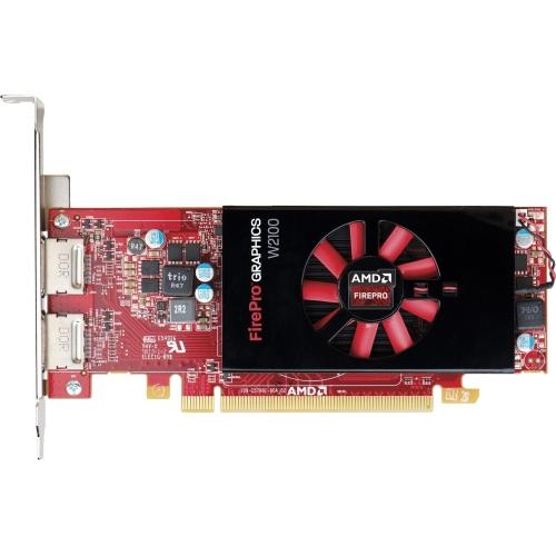CTO AMD FIREPRO W2100 PCIEX8