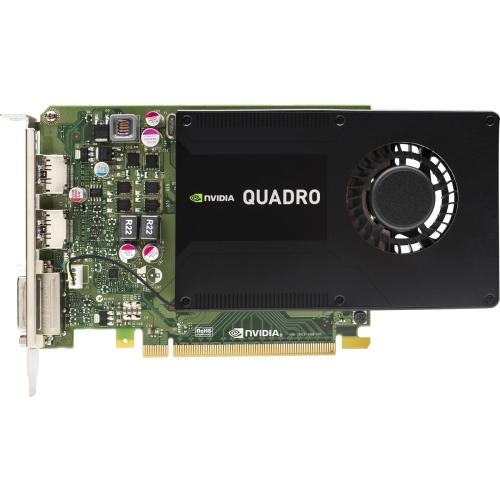 CTO NVIDIA QUADRO K2200 4GB 1ST
