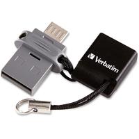 64GB StoreNGo Dual USB Flash D