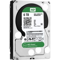 6TB GREEN SATA 6GB/S 5.9K RPM