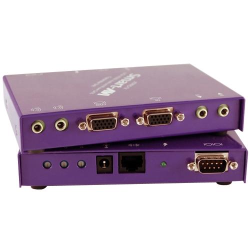 UXGA/YUV/YC AUDIO RS-232 IR