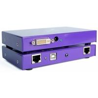DVI-D USB CAT 6 STP EXTENDER