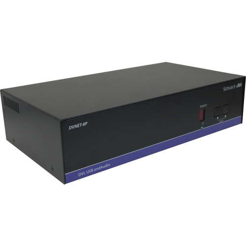 8X1 DVI-D USB 20/11 STEREO