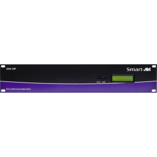 16X1 DVI-D USB 20/11 STEREO