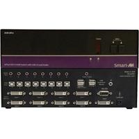 8X1 DVI-D USB20/11 STEREO AUDIO
