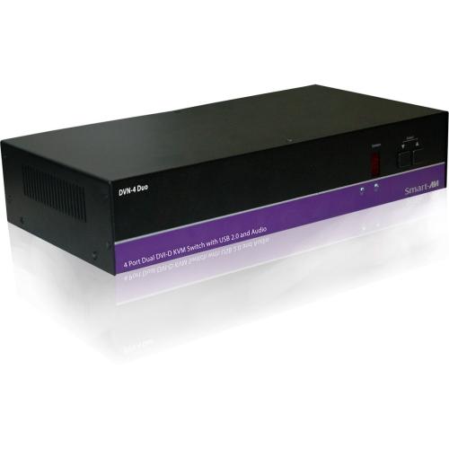 4X2 DUAL DVI-D USB20/11 STEREO