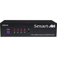 4PORT HDMI STEREO AUDIO USB