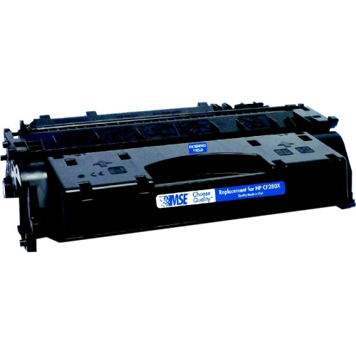 CF280X 80X EY BLACK TONER CART