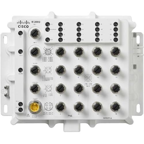 IP67 IE 8 10/100, 8 poe, 2  FD