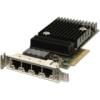 X4447A-Z 4GBE X8 PCIE LP ADAPT