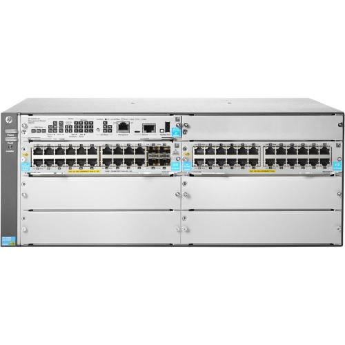 5406R 44GT POE+ / 4SFP+ V3 ZL2
