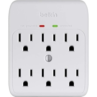6OUT WALL MNT SURGE PROTECTOR