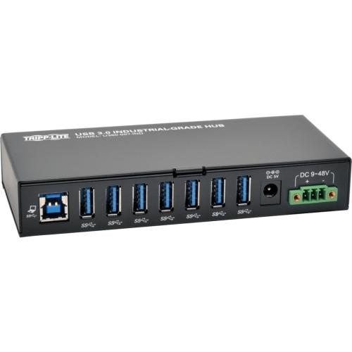 7 Port Indust USB 3.0 Hub