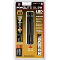 XL50 3AAA LED Black