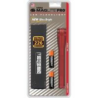 MiniMag LED 2AA Pro Red