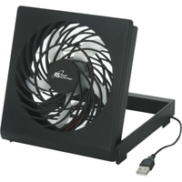 USB FAN PLUGS INTO A COMPUTER