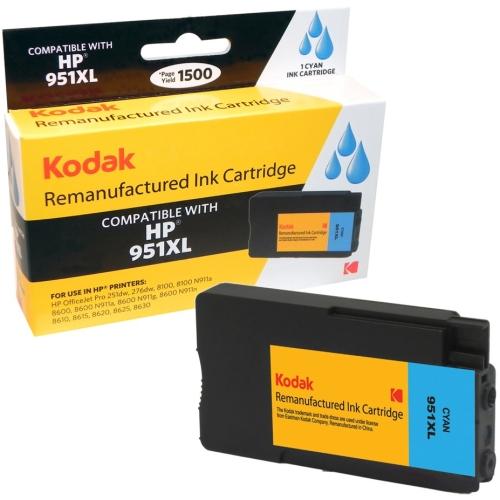 Kodak HP 951XL Crtrdg Cyan