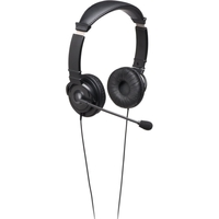 HI-FI HEADSET WITH MICROPHONE