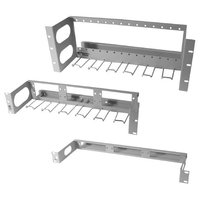 Rack-mt LGX Bracket,4RU,Rec FD