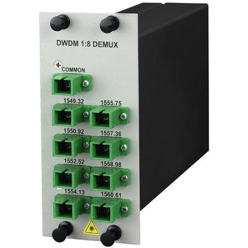 DWDM Mx/DMx,Blue 1x8,(ITU45 FD