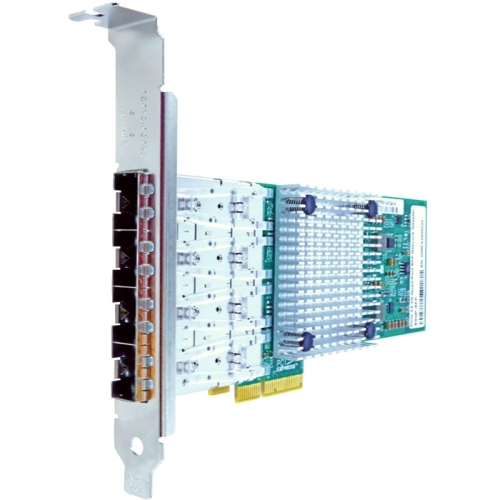 1GBS QUAD PORT SFP PCIE X4