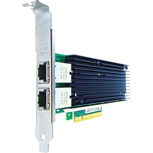 10GBS DUAL PORT RJ45 PCIE X8
