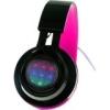 OTH BT Flashing Headphone Pnk