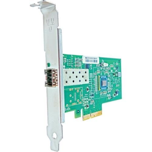 1GB SINGLE PORT SFP PCIE X4 NIC