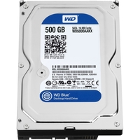 500GB CAVIAR BLUE SATA 7200 RPM