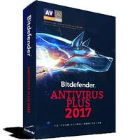 BitDefender Anti Virus Plus 2017 (1 PC, 1 Year)