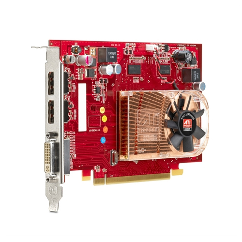 HP RADEON 4650 DP 1GB DH PCIE