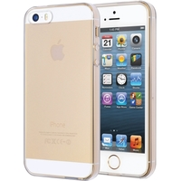 SLIM CLEAR CASE FOR IPHONE 5/5S