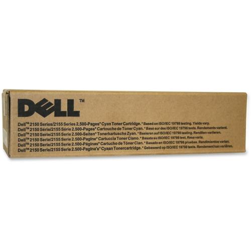 Dell Cyan Toner Cartrdg 2500pg