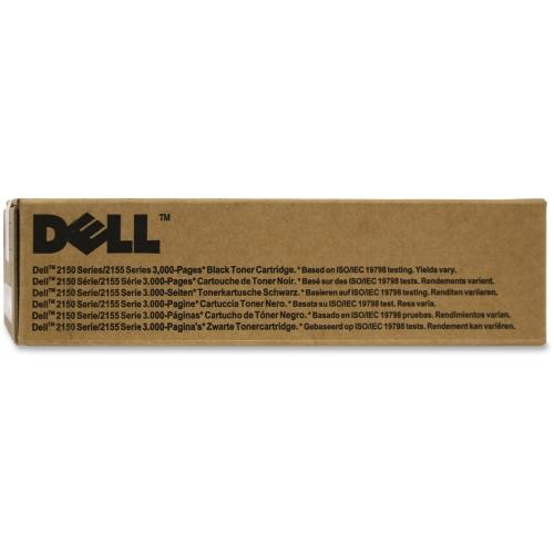 Dell Blk Toner Cartrdg 3000pg