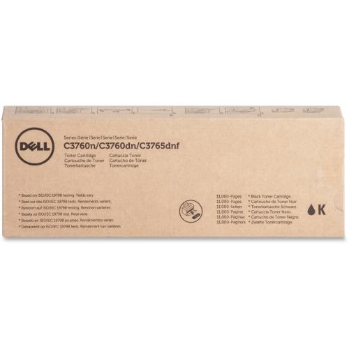 Dell Blk Toner Cartrdg 11000pg