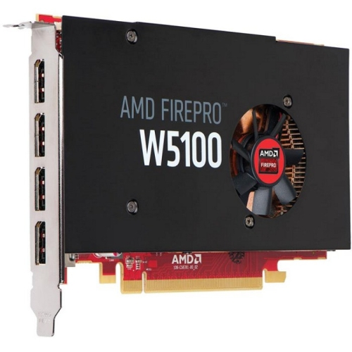 CTO AMD FIREPRO W5100 4GB 2ND