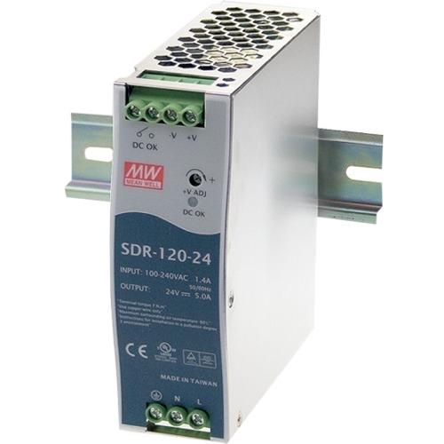 POWER SUPPLY 24V 5A 120W DIN