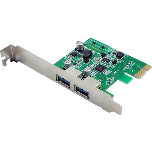 2 Port USB 3.0 PCIe Bus Int Cd