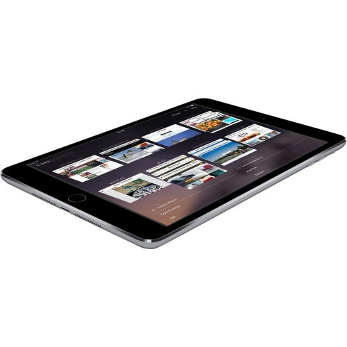"Apple iPad 128 GB Tablet 9.7"" Retina display;  64bit A9 chip; iOS 10 8MP; Wi-Fi + Cellular LTE for Apple SIM 128GB -  Space Gray"