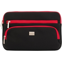 Chromebooks Carry Case Blk Red