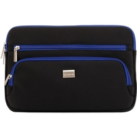 Chromebooks Carry Case Blk Blu