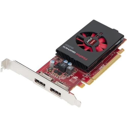 AMD FIREPRO W2100 2GB GRAPHICS